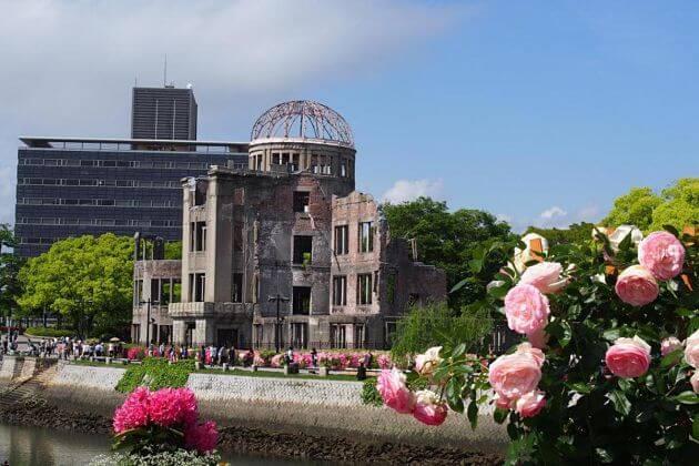 A-Bomb Dome-Hiroshima-shore-excursions