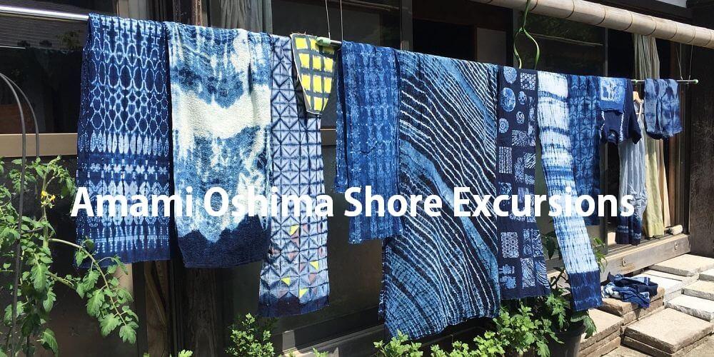 Amami Oshima shore excursions