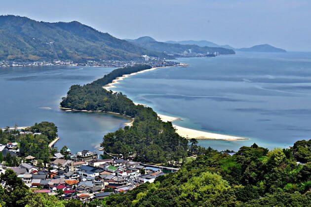 Amanohashidate View Land Maizuru shore excursions