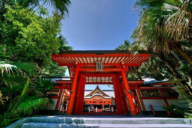 Aoshima Shrine Miyazaki shore excursions