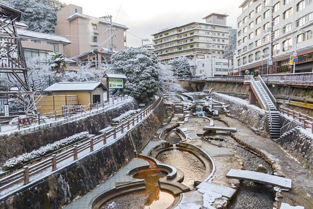 Arima Onsen attractions Kobe shore excursions