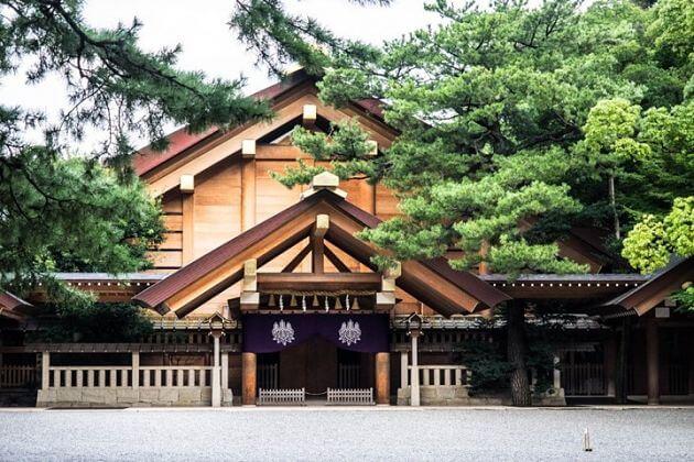 Atsuta Jingu Shrine Nagoya shore excursions