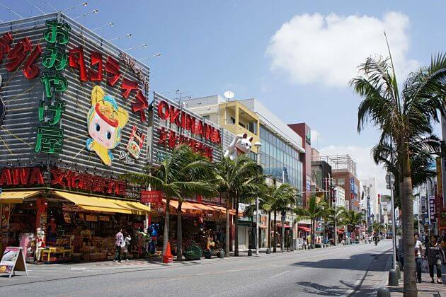 Attractions for Naha Okinawa shore excursions