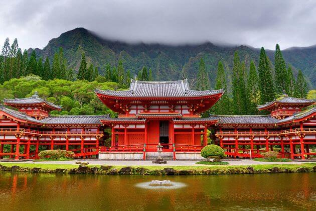 Buddhism Temple Japan shore excursions
