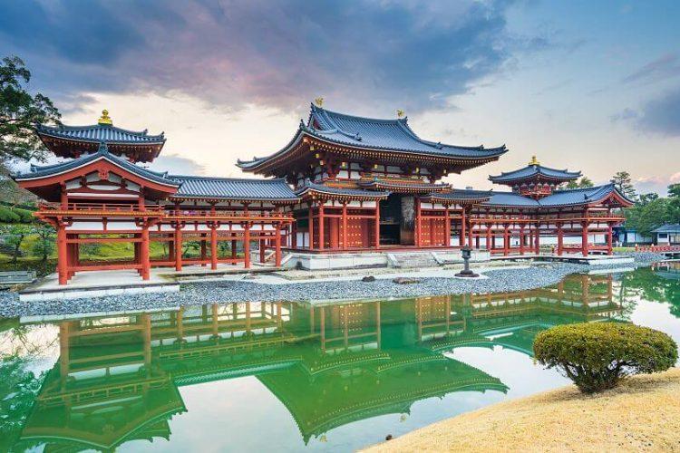 Byodoin Temple & Tea Plantation