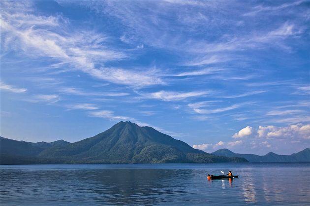 Caldera Lake Shikotsu