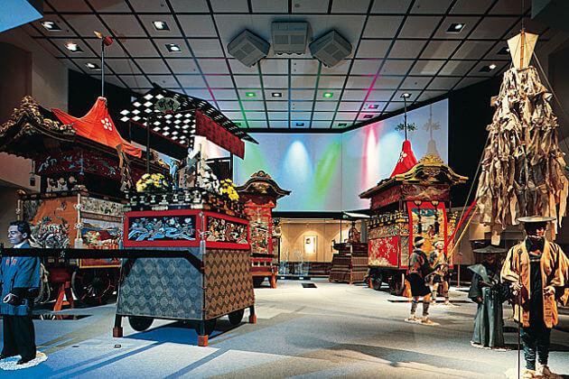 Danjiri Museum Niigata shore excursions