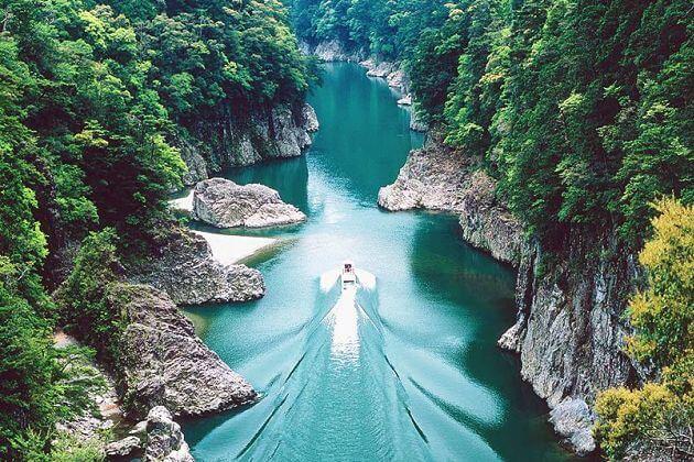Doro Kyo Gorge Shingu shore excursions
