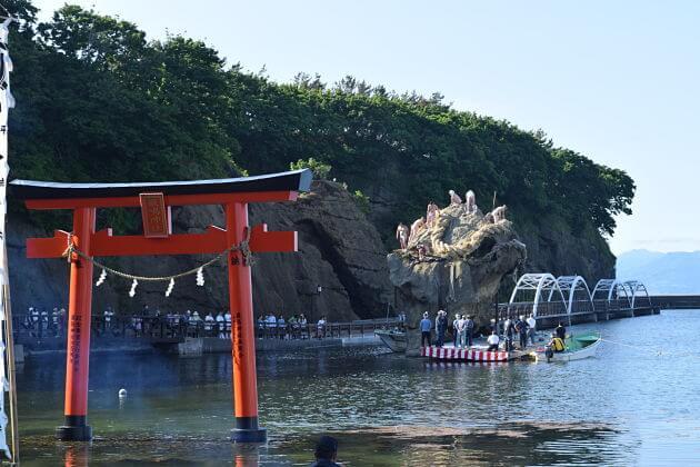 Esashi district Hakodate shore excursion