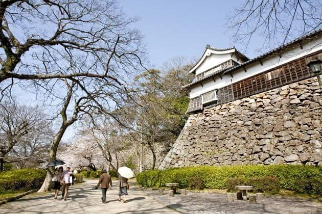 Fukuoka Castle shore excursions