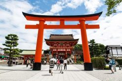 Fushimi Inari Taisha Shrine Kyoto tours