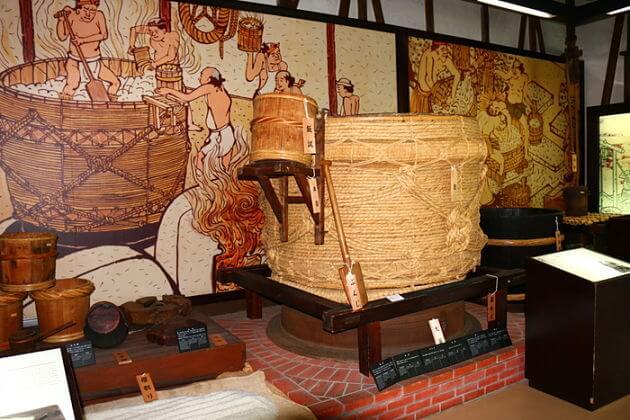 Gekkeikan Okura Sake Museum Kyoto shore excursions