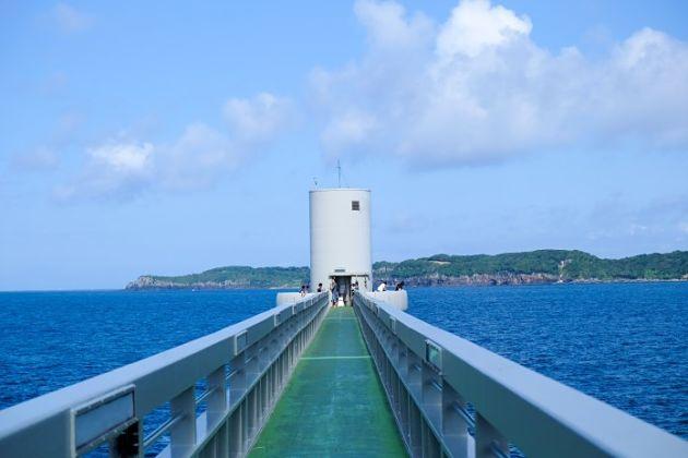Genkai Undersea Observatory Tower