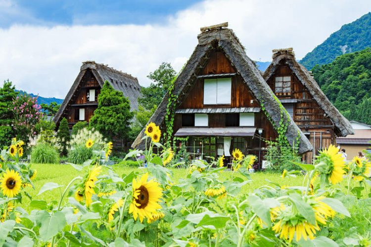 Gokayama Toyama shore excursions