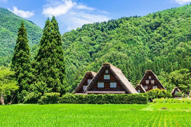 Gokayama Village Toyama shore excursions