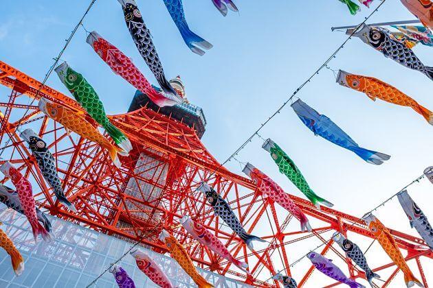 Golden Week - best time to visit Japan