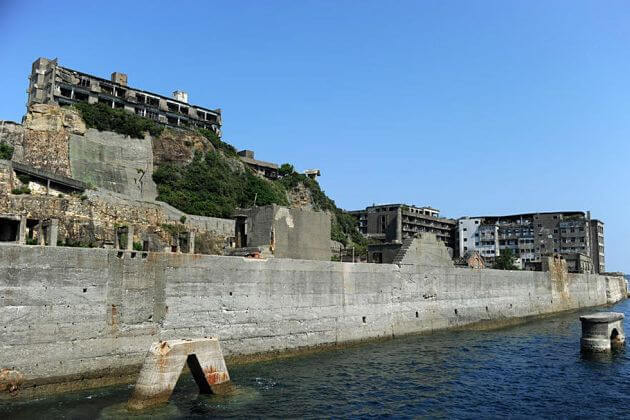 Gunkanjima Battleship Island Tour