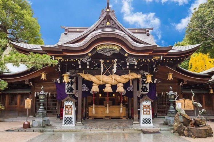 Hakata Sightseeing tour from Fukuoka port