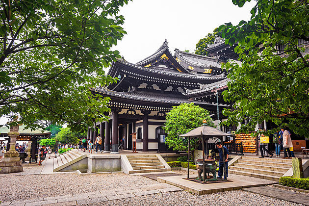 Hasedera Temple-Yokohama-shore-excursions