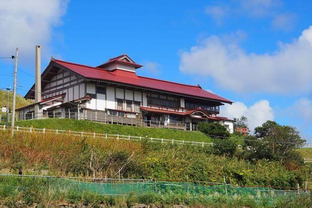 Herring Mansions Otaru shore excursions