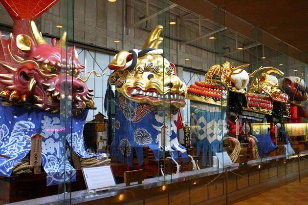 Hikiyama Float Exhibition Hall