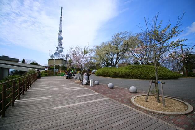 Hinoyama Park Shimonoseki shore excursions