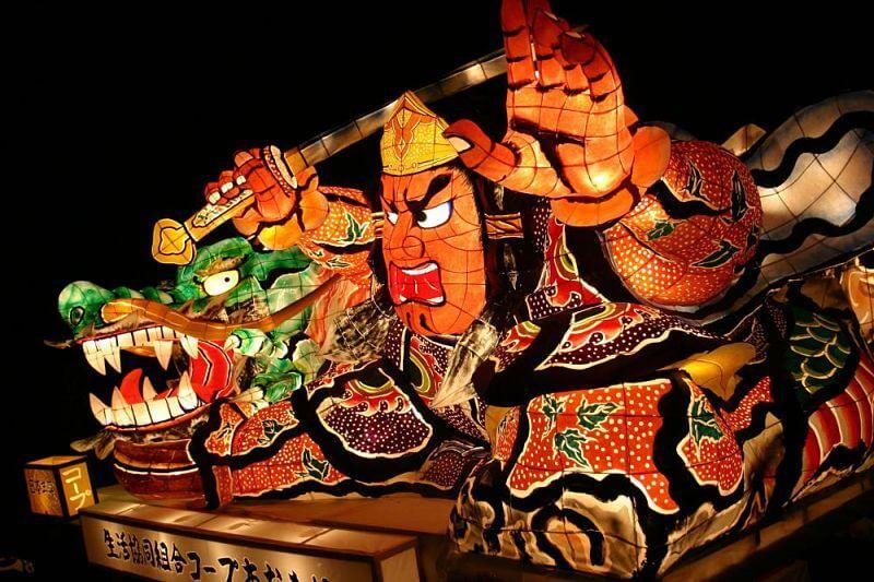 Hirosaki Zen temples & Neputa village