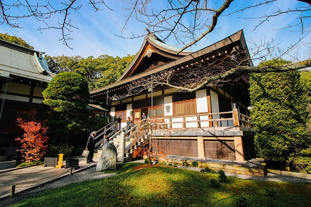 Hokokuji Temple attractions Kamakura shore excursions