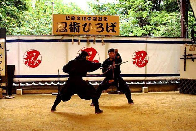 Igaryu Ninja Museum Niigata
