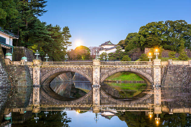 Imperial Palace Plaza-Tokyo-shore-excursions
