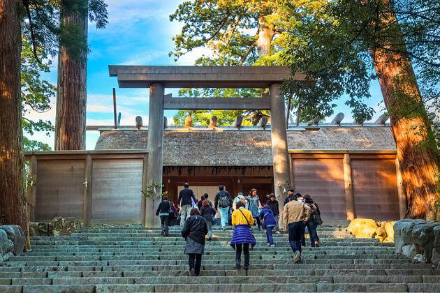 Ise-Jingu Shrine Complex Toba shore excursions