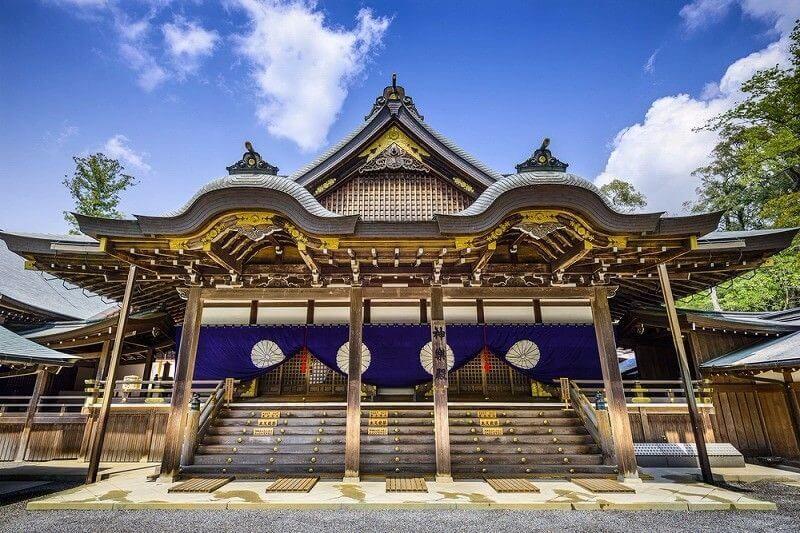 Ise-Jingu Shrine and Okaye Yokocho