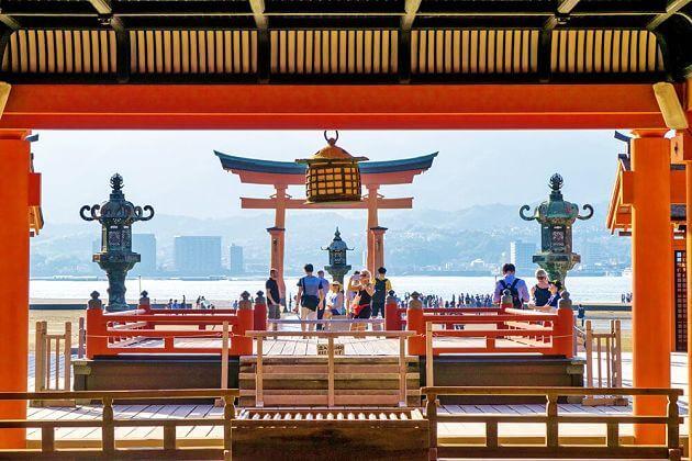 Itsukushima Shrine-Hiroshima-shore-excursions