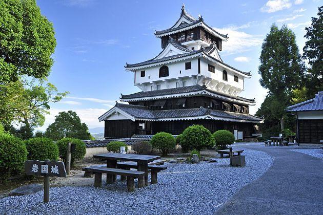 Iwakuni-Castle-shore-excursions-Hiroshima