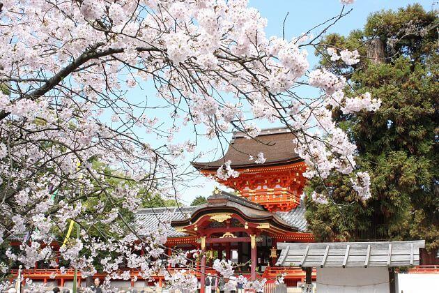 Iwashimizu Hachimangu Shrine Kyoto