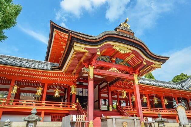 Iwashimizu Hachimangu Shrine attraction Kyoto shore excursions