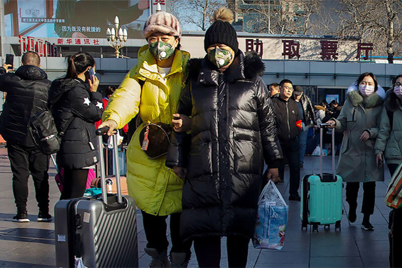 Japan Prevent Coronavirus