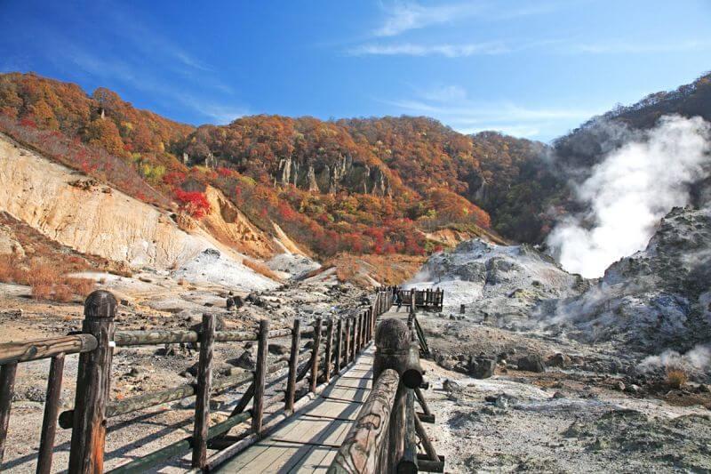 Jigokudani Hell Valley & Ainu village