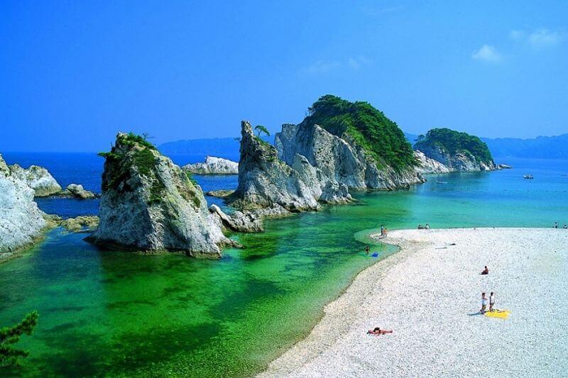 Jodogahama Iwate Miyako shore excursions