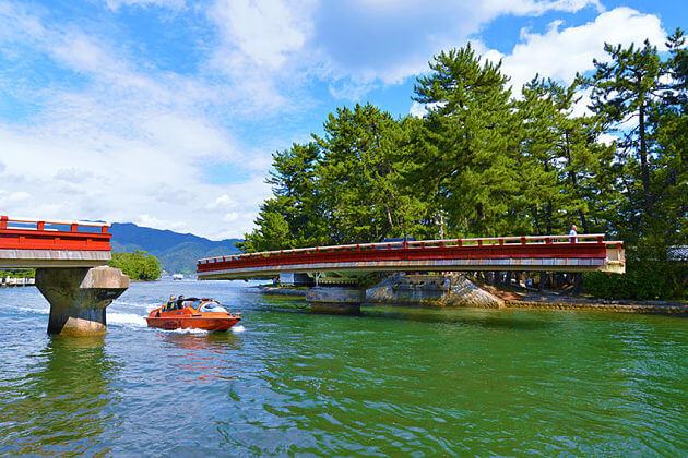 Kaisenkyo Rotating Bridge Maizuru shore excursions