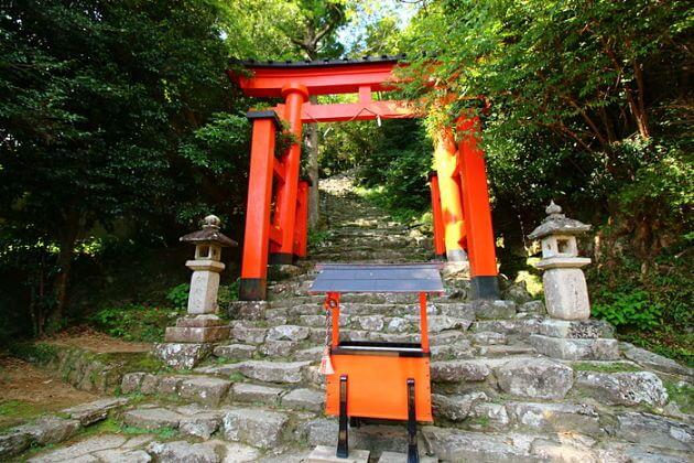 Kamikura-Jinja Shrine Shingu shore excursions