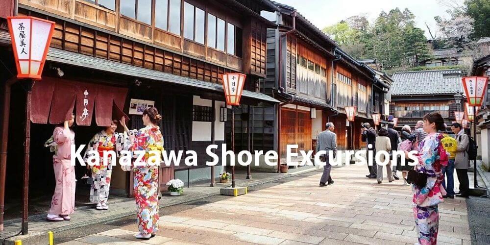 Kanazawa Shore Excursions