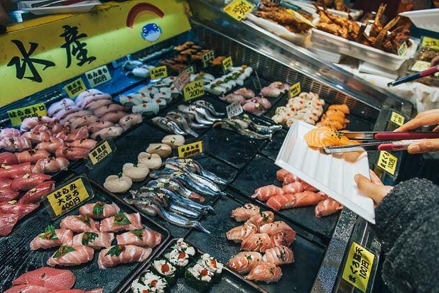 Karato Market Kitakyushu shore excursions