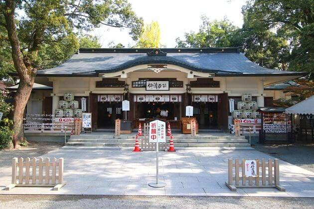 Kato Shrine Kumamoto