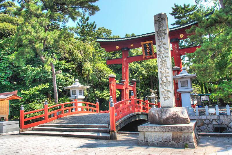 Kehi Jingu Shrine Tsuruga shore excursions