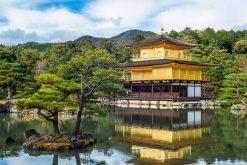 Kinkakuji-Temple-Golden-pavillion-kyoto-shore-excursions