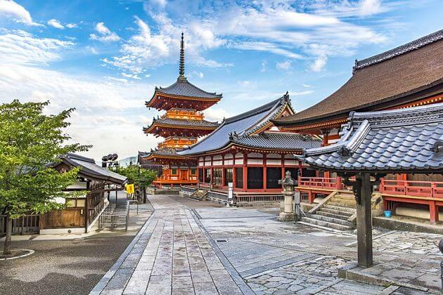 Kiyomizu-Dera Temple-Kyoto-shore-excursions