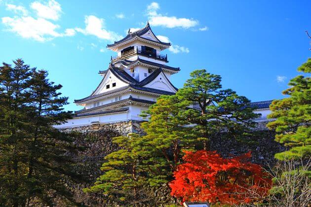 Kochi-Castle-in-japan-shore-excursions
