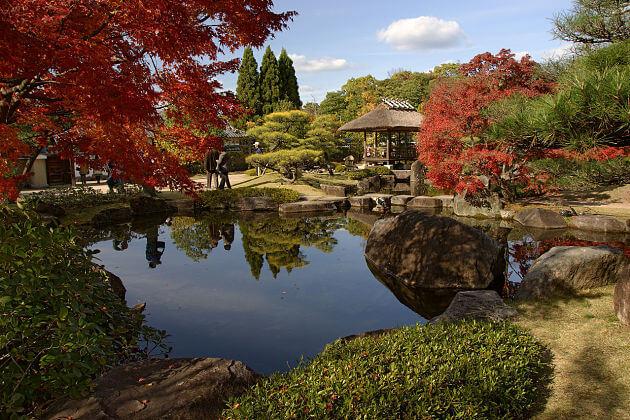Kokoen-Garden-Himeji-Kobe-shore-excursions