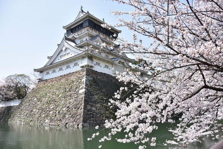 Kokura Castle Kitakyushu shore excursions 1